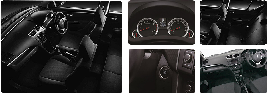 Suzuki_All-New-Swift-Interior
